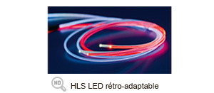HLS LED rétro-adaptable